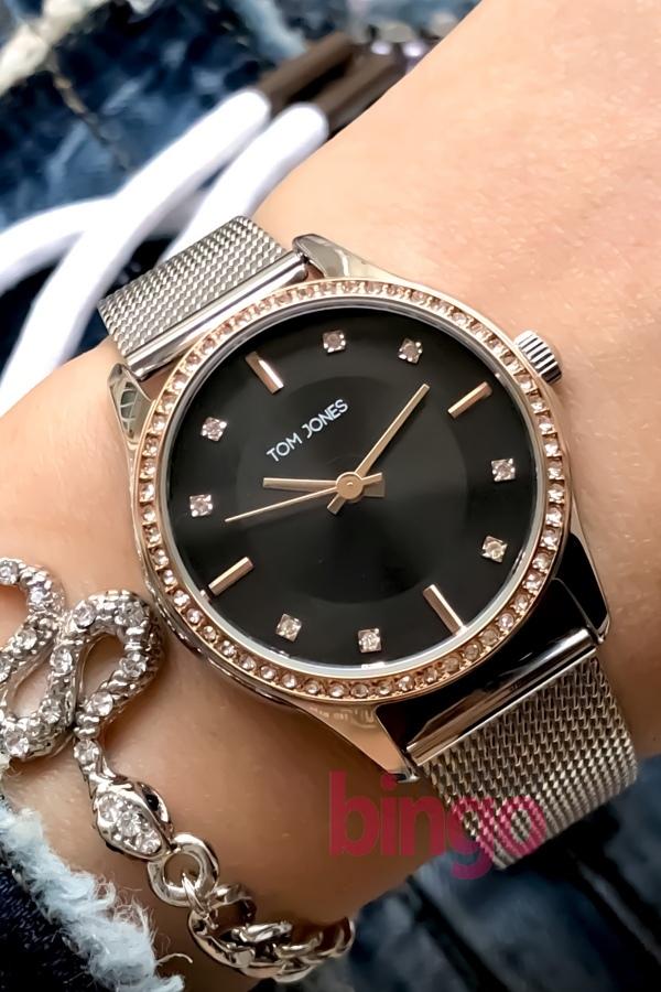 Tom Jones Kadın Kol Saati DKBH3850